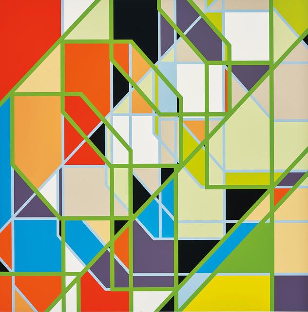 Sarah Morris, 'William Morris (Los Angeles)', 2005, Phillips