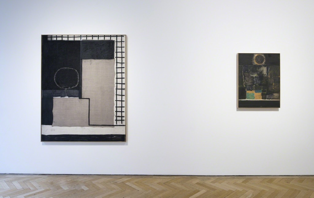 Matthew Burrows, Just-Is, 2014 and Eclipse II, 2015