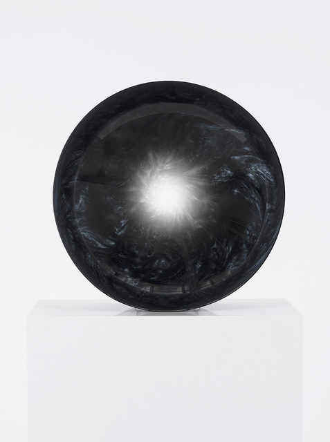 , 'Untitled (parabolic lens),' (1973) 2018, David Kordansky Gallery