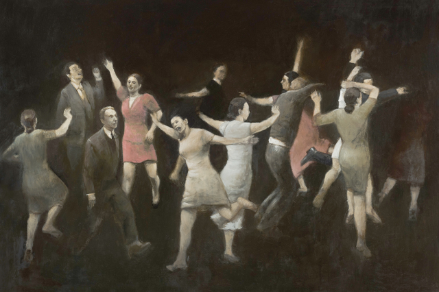, 'Modern Dance,' 2017, Slete Gallery