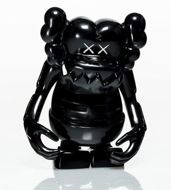 KAWS, 'Skull Kun (Black)', 2006, Heritage Auctions