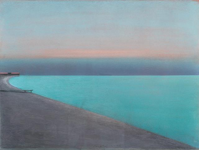 , 'An Evening at the Beach,' 2017, Galerie Kovacek & Zetter