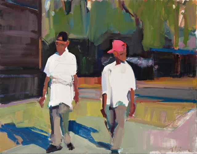, 'Break,' 2018, 440 Gallery