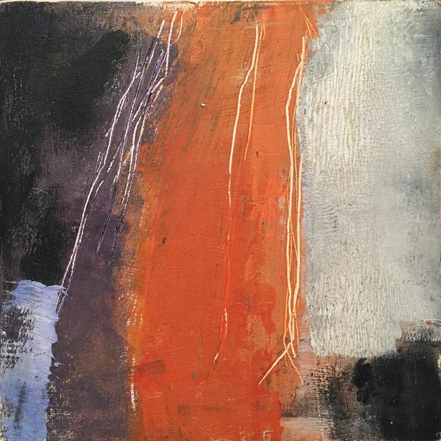 , 'Red Land #2,' 2014 August, Mark Borghi Fine Art