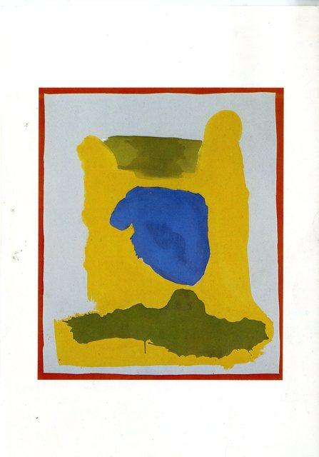 Helen Frankenthaler, 'Handwritten and signed letter ', 1989, Alpha 137 Gallery