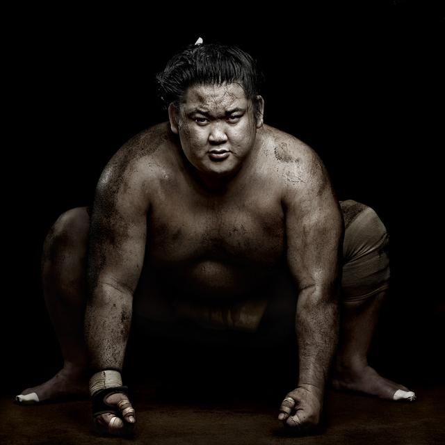 , 'SUMO #1 Kenji Daido,' 2012, Project 2.0