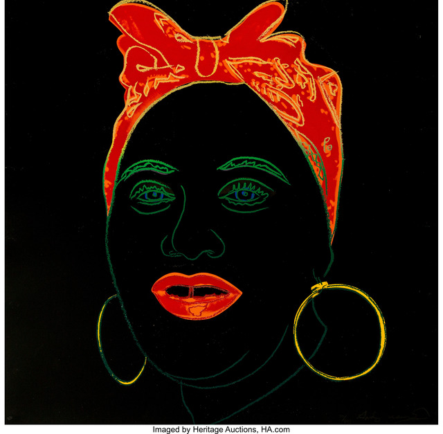 Andy Warhol, 'Mammy, from Myths', 1981, Heritage Auctions