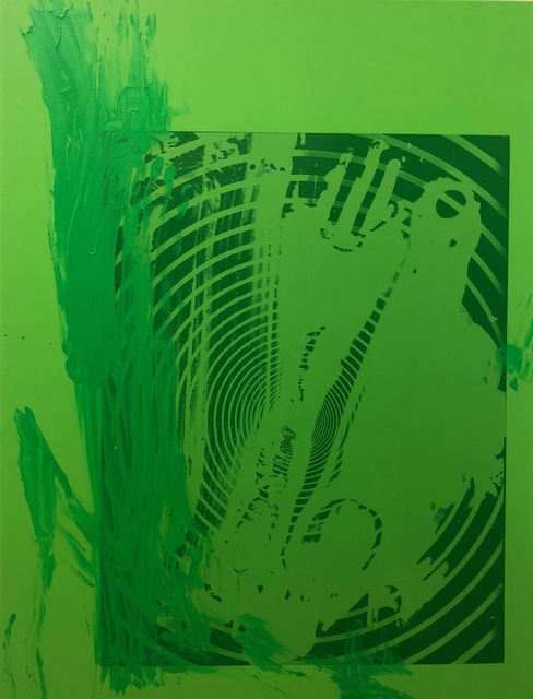 , 'Cosmic Giggles Series VII 2010 (Green),' 2018, Art Bärtschi & Cie | Geneva, Switzerland