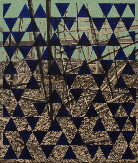 , 'Since 1983 V,' 2016, Saskia Fernando Gallery