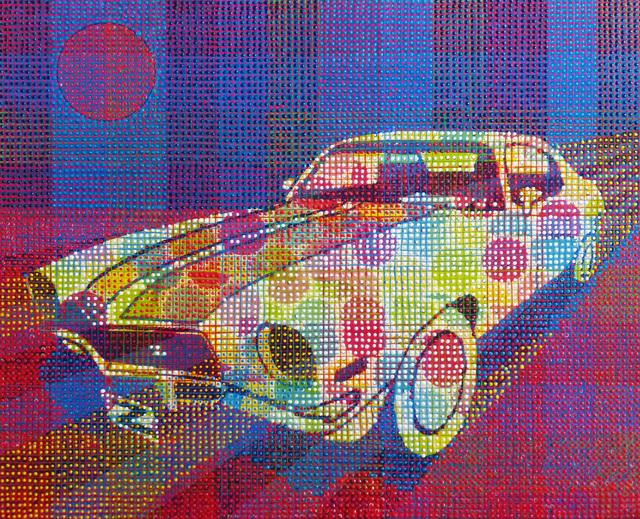 , 'Shark Car,' 2016, Galerie Art Jingle