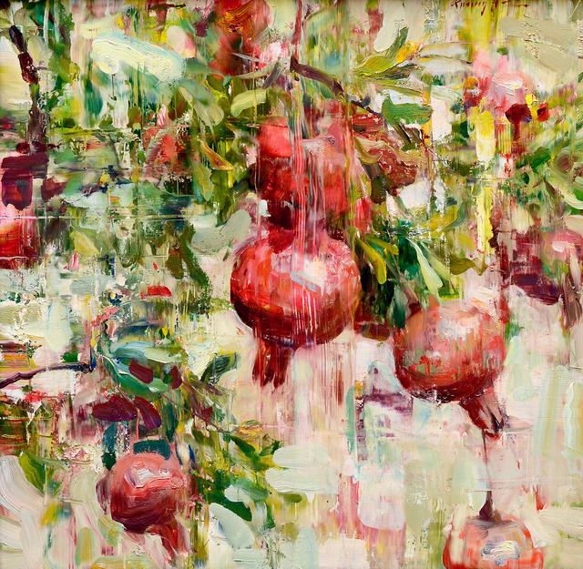 , 'Pomegranates,' 2014, Gallery 1261