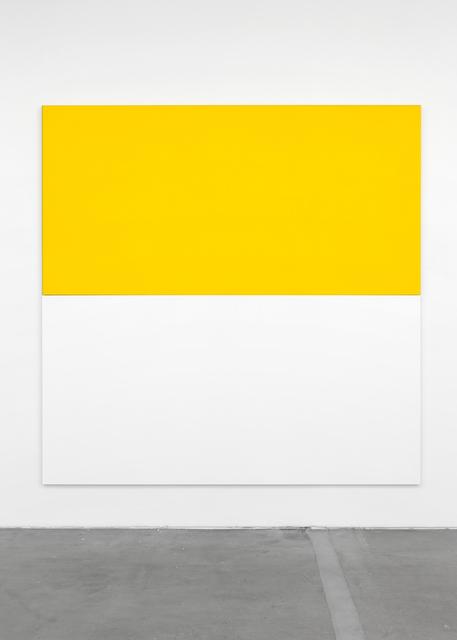 Olivier Mosset, 'Untitled (Park)', 2017, VNH Gallery