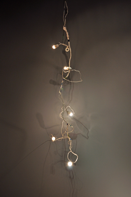 , 'light object,' 2014, Rauminhalt
