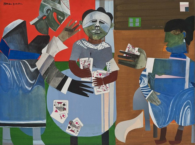 , 'The Gamble,' 1968, Michael Rosenfeld Gallery