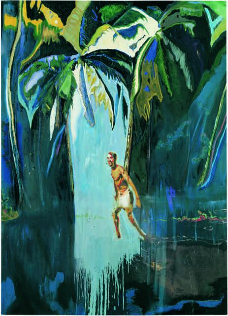 Peter Doig, 'Pelican (Stag)', 2003, Louisiana Museum of Modern Art