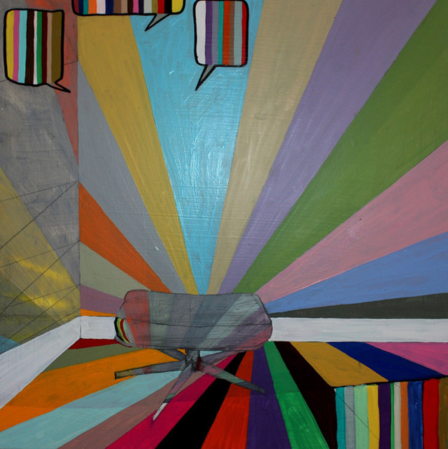 , 'Discolandia,' 2012, InLiquid