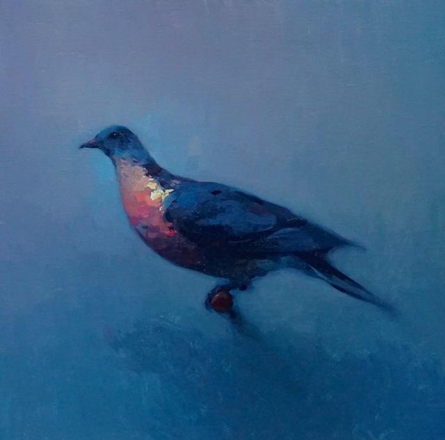 , 'Passenger Pigeon,' 2017, Grenning Gallery
