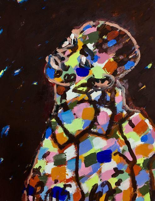 Cheikhou Ba, 'Don't Look Back', 2019, Kristin Hjellegjerde Gallery