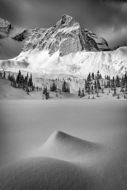 , 'Stone Feather Peak,' 2017, Fuse Box