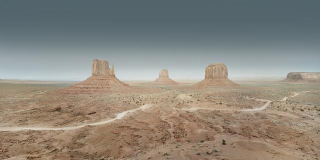 , 'Sunset Boulevard, Monument Valley, #001,' 2015, Gazelli Art House