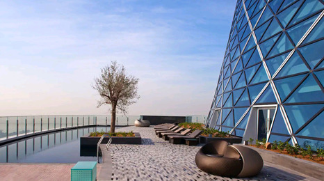 A 3-Night Stay for 2 People at the Hyatt, Andaz Capital Gate Abu Dhabi