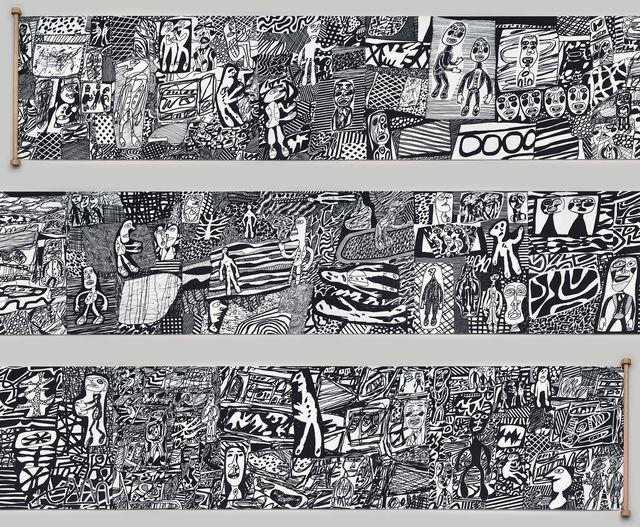 , 'Parcours,' 1981, Pace Prints