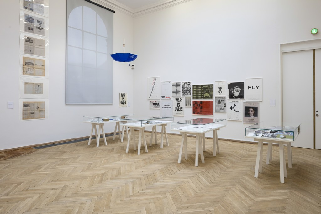 Yoko Ono, 'Yoko Ono Transmission'. Installation view, Kunsthal Charlottenborg, 2017. Photo by Anders Sune Berg