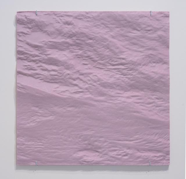 David Bowen, 'the other side (3-16-19)', 2019, Sculpture, CNC cut polyisocyanurate foam, Joseph Nease Gallery