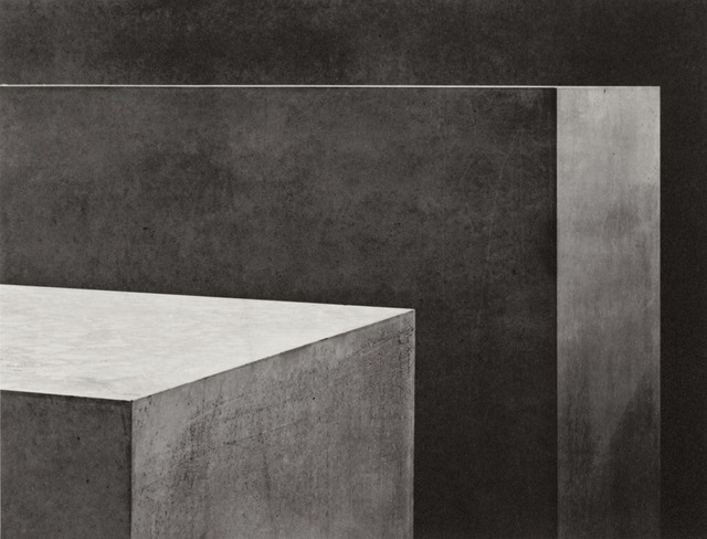Jens Knigge, 'Field of Stelae - Holocaust Monument. Plate II', 2005, Photography, Handcoated platinum / palladium print, Galerie Esther Woerdehoff