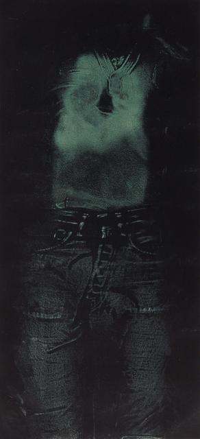 George Segal, 'Man in Green Shirt', 1975, Roseberys