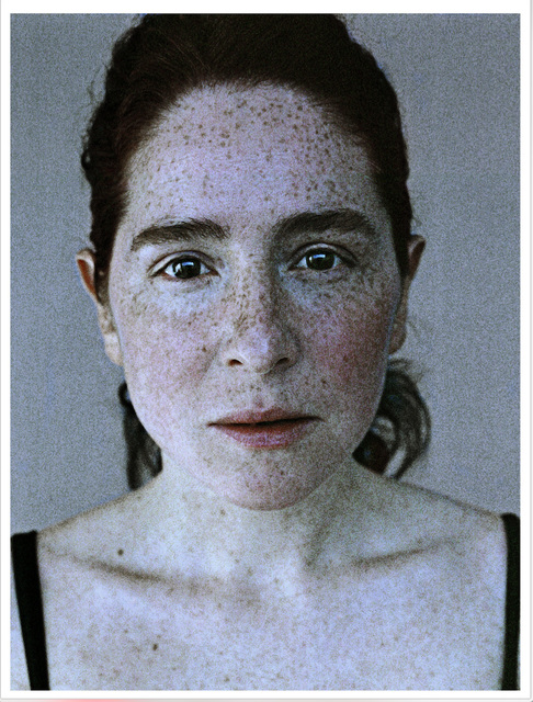 , 'Elisabeth,' 2007, The Print Atelier