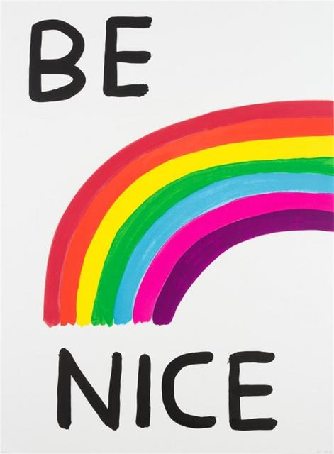 , 'Be Nice,' 2017, Artsnap