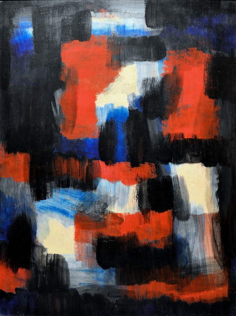 , 'La Marseillaise,' 1954, Canadian Art Group