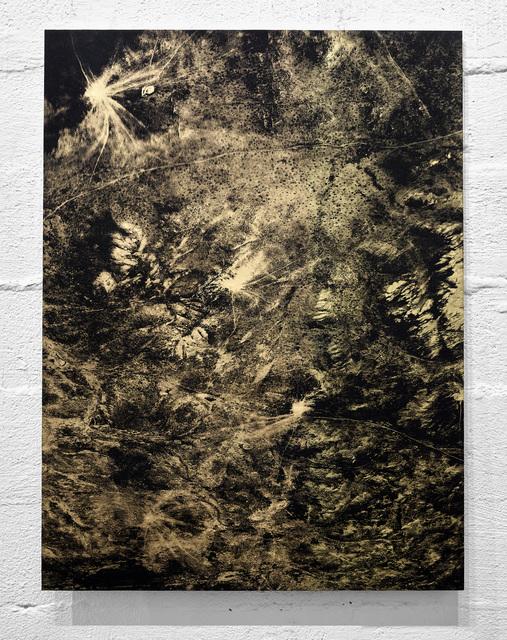 , 'Landscape Study III (Duotone Gold),' 2015-2018, MARUANI MERCIER GALLERY