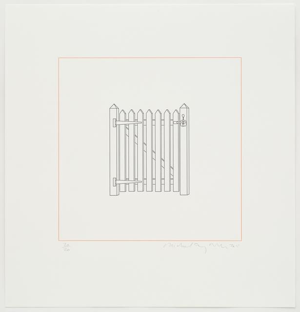 , 'Gate,' 2015, Alan Cristea Gallery