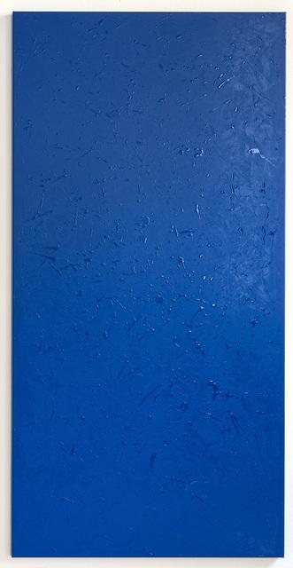 , 'Blue Xenoestrogens,' 2015, Wilkinson