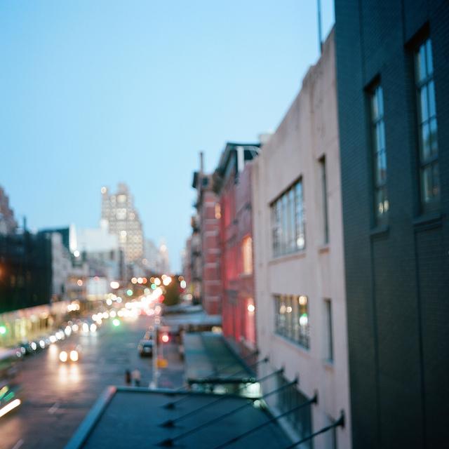 Julie Wolsztynski, 'Manhattan Sestet #5', 2012, Photography, Medium format, Adah Rose Gallery