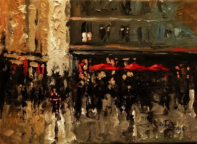 , 'City Bike Ride,' , Beverly McNeil Gallery
