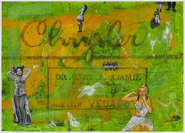 , 'Vedado (No. 18),' 2006, Track 16 Gallery