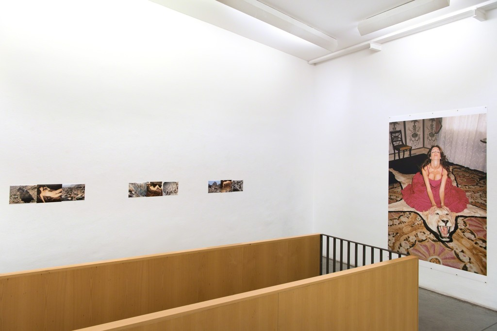 Exhibition view JUERGEN TELLER, 2018 Christine König Galerie, Vienna