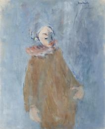 Portrait of a boy in a hat