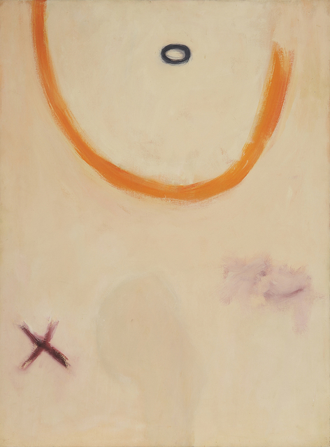 , 'Cross to Oval,' ca. 1960, Charles Nodrum Gallery