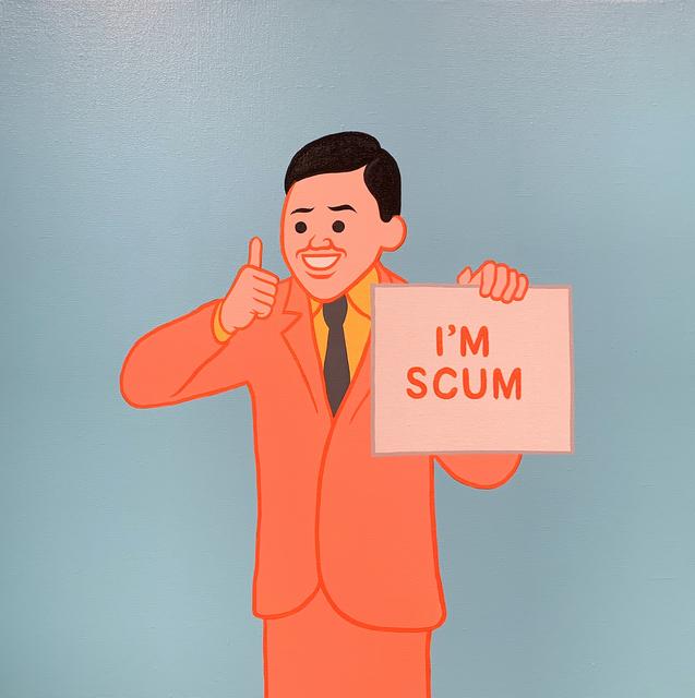 , 'I'm Scum,' 2019, GR Gallery