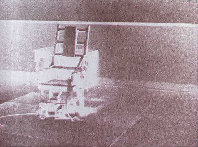Andy Warhol, ' Electric Chair (FS II.78)', 1971, Revolver Gallery