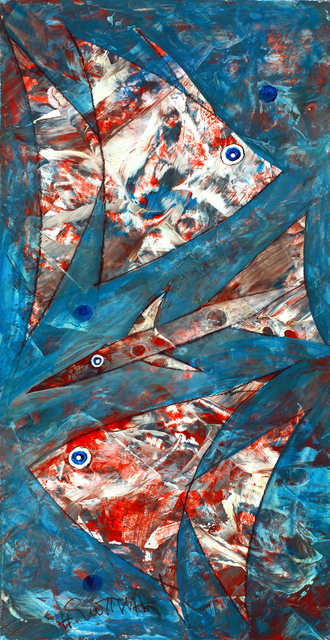 Harry Guttman, 'Oceans I & IV', 2011, Blue Gallery