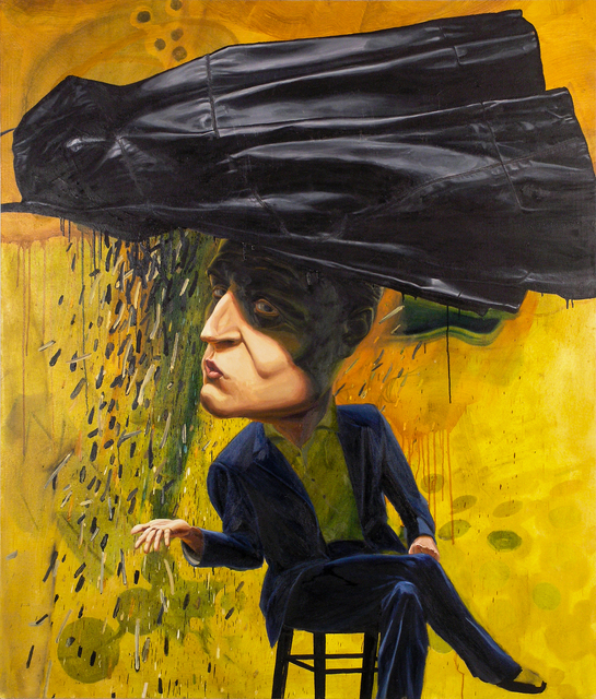 Scott Richter, 'Evening's Cloud', 2011, Elizabeth Harris Gallery