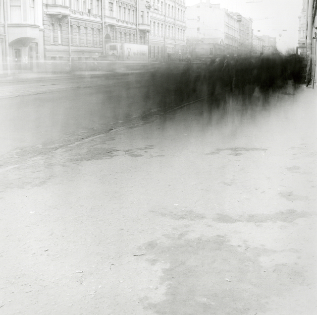 , 'Crowd 3, St. Petersburg,' 1992, Photography West Gallery