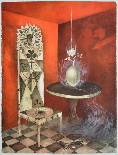 , 'The Chair, Daghda tuatha dé dannaan,' 2011, La Siempre Habana
