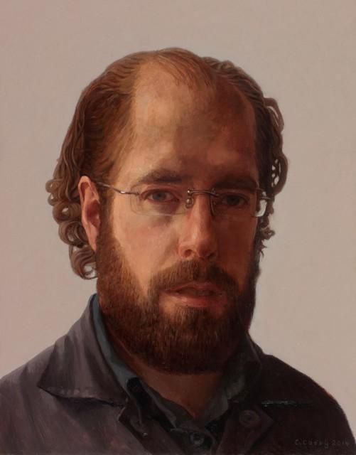 Comhghall Casey, 'Sef Portrait', 2014, Alan Kluckow Fine Art