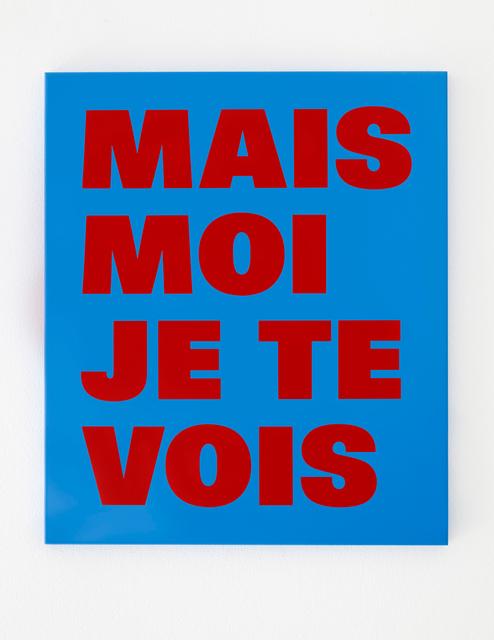 , 'De la cécité, No 31,' , Galerie Nordenhake